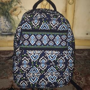 Vera Bradley Campus Backpack 🎒